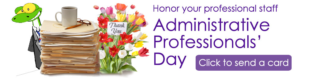 Administrative Professionals Day ecards