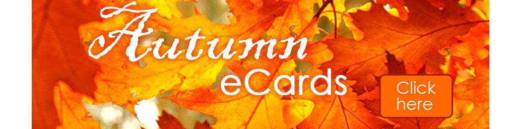 Fall ecards