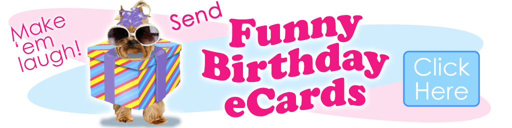 Funny Birthday ecards