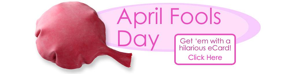 April Fools ecards