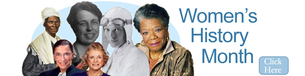 Womens History Month ecards