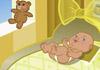 Congratulations New Baby Caucasian ecard