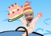 Baby Birthday Party Invite e-card