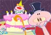 Birthday Pigs Invitation ecard