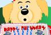Dog Birthday e card