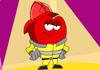 Candy Heart Strip e-card