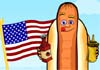 Talking American Wiener