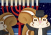 Chanukkah Chipmunks Sing